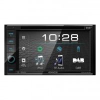 """Kenwood DDX-4019DAB - 6.2"""" Touch Screen Stereo CD DVD"""