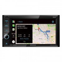 "Kenwood DNR4190DAB - Mechless 6.2"" Apple CarPlay"