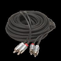 XRCA-176 5 METRES Premium 6-Channel RCA Cables